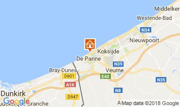Karte De Panne Appartement 115178