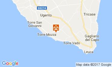 Karte Lido Marini Villa 85337