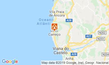 Karte Viana Do castello Appartement 36774