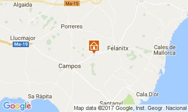 Karte Campos Villa 111379