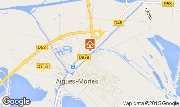 Karte Aigues Mortes Appartement 100429