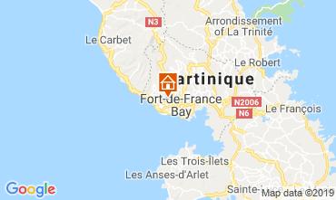 Karte Fort-de-France Haus 118182