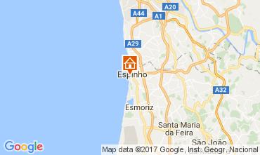Karte  Appartement 108866