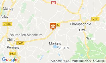 Karte  Chalet 117172