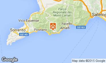 Karte Amalfi Villa 71759