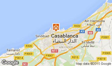 Karte Casablanca Appartement 38500