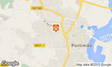 Karte Portimão Villa 57572