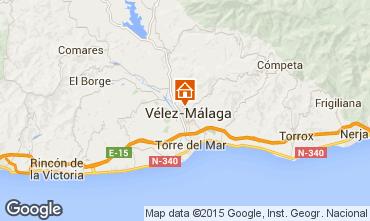 Karte Vélez Málaga Haus 49537