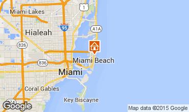 Karte South Beach Studio 5333