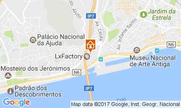 Karte Lissabon Haus 52187