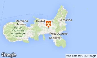 Karte Portoferraio Appartement 68658