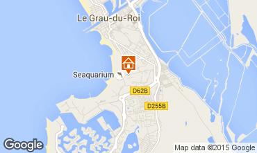 Karte Le Grau du Roi Appartement 94084