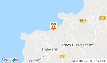 Karte Trelevern Haus 118593