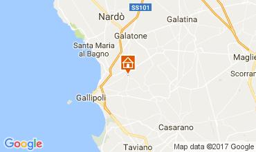 Karte Gallipoli Studio 99795