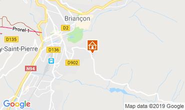 Karte Briançon Appartement 102509
