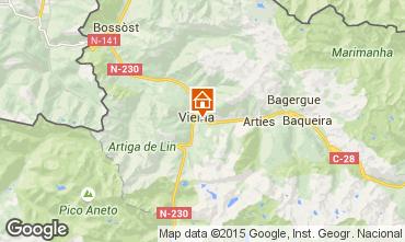 Karte Baqueira-Beret Appartement 90139