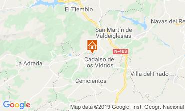 Karte Móstoles Villa 117755