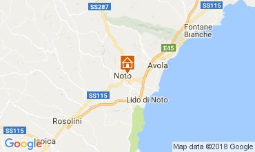 Karte Noto Haus 113314