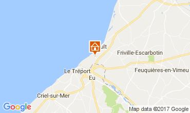 Karte Saint Valéry sur Somme Villa 111500