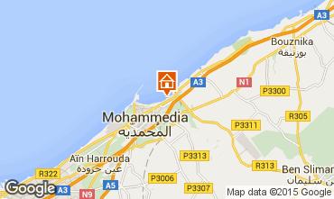 Karte Mohammedia Appartement 33072