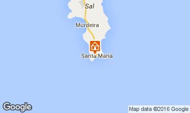 Karte Santa Maria Appartement 72314