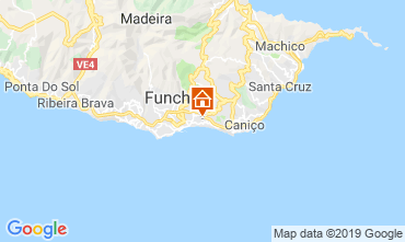 Karte Funchal Haus 118021