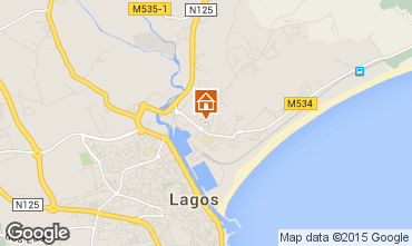 Karte Lagos Appartement 76701