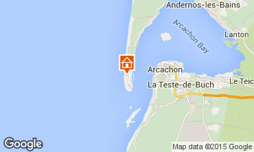 Karte Cap Ferret Villa 68353