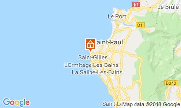 Karte Saint Gilles Haus 117515