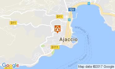 Karte Ajaccio Appartement 99826