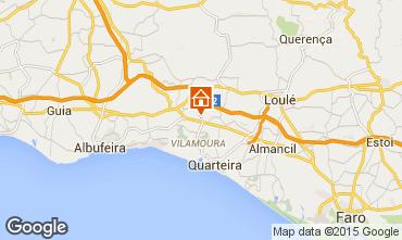 Karte Vilamoura Villa 56964