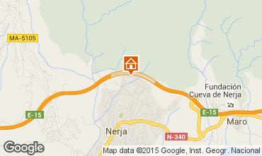 Karte Nerja Haus 76927