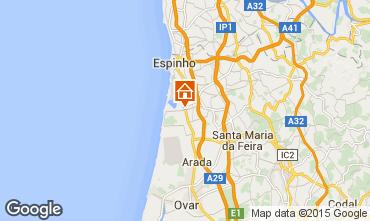 Karte Porto Appartement 86422