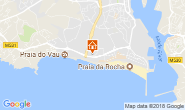 Karte Portimão Appartement 114943
