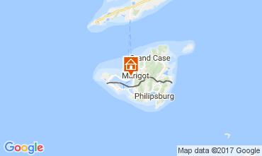 Karte Marigot Studio 108499