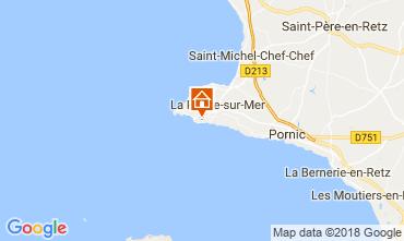 Karte Préfailles Haus 113584