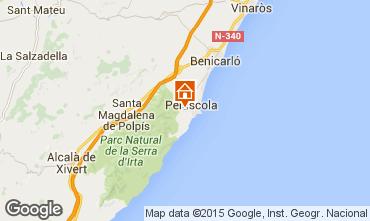 Karte Pe��scola Appartement 98939