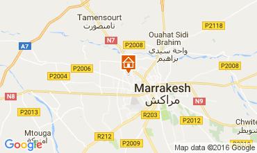 Karte Marrakesch Villa 56259