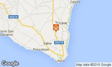 Karte Alessano Villa 102609