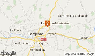 Karte Bergerac Haus 100823