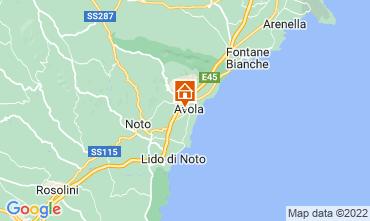 Karte Avola Appartement 57459