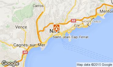 Karte Nice Appartement 87627