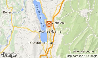 Karte Aix Les Bains Appartement 80483