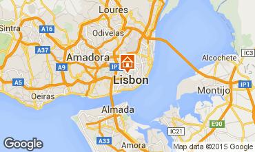 Karte Lissabon Appartement 91900