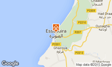 Karte Essaouira Haus 98523