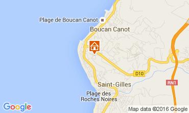 Karte Saint Gilles Villa 104112
