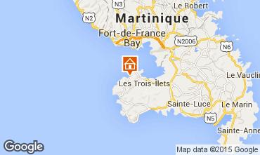 Karte Trois Ilets Appartement 95676