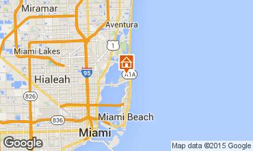 Karte Miami Beach Villa 95793