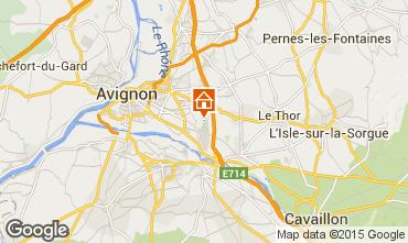 Karte Avignon Appartement 65259