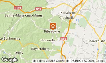 Karte Ribeauvillé Appartement 79825